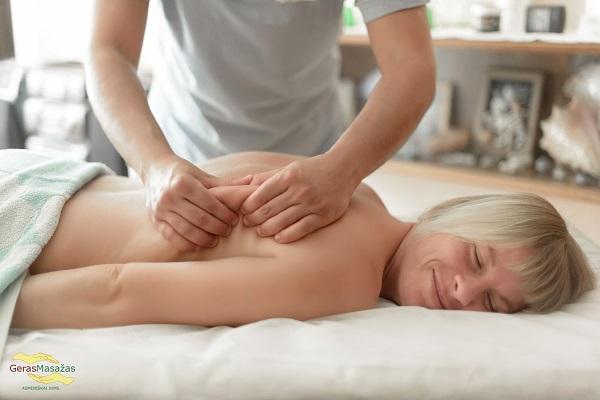 Ar masažas padeda esant hipertenzijai?