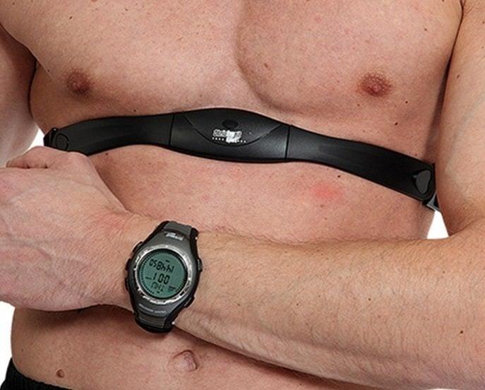 sveikatos programėlės širdies ritmo monitorius