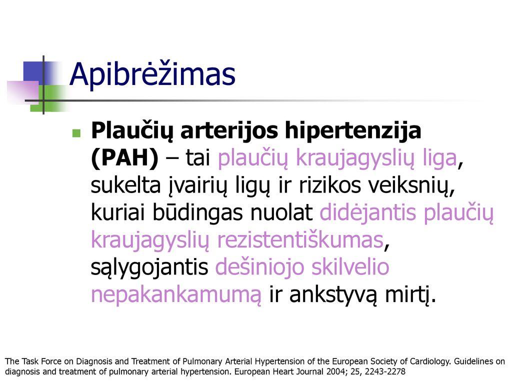 hipertenzijos terapijos atsako testai geriausia priemonė hipertenzijai gydyti