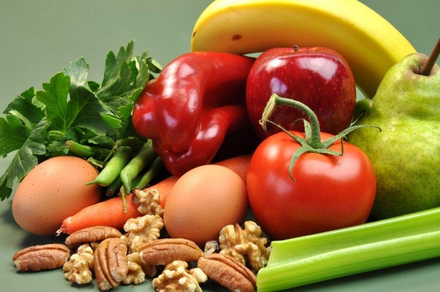 ką valgyti su hipertenzija, norint sulieknėti)
