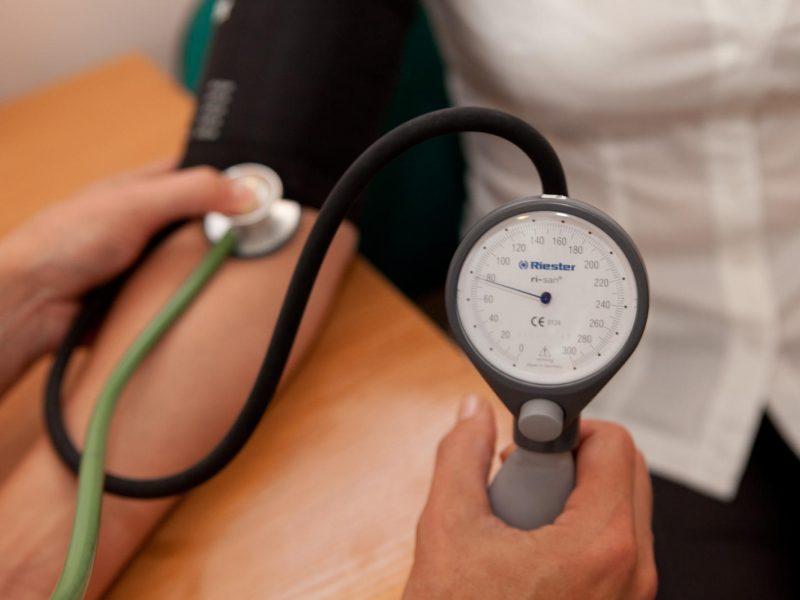 irklavimas su hipertenzija)
