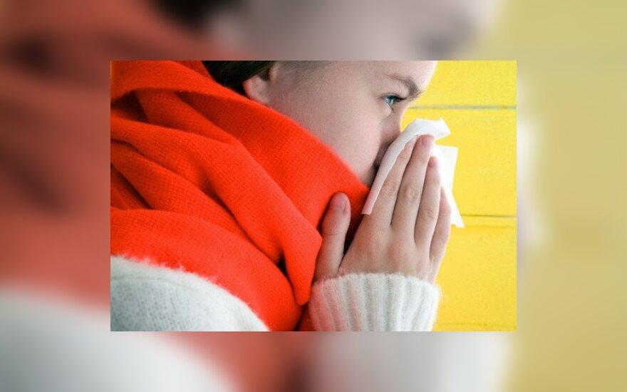 obstrukcinis bronchitas ir hipertenzija