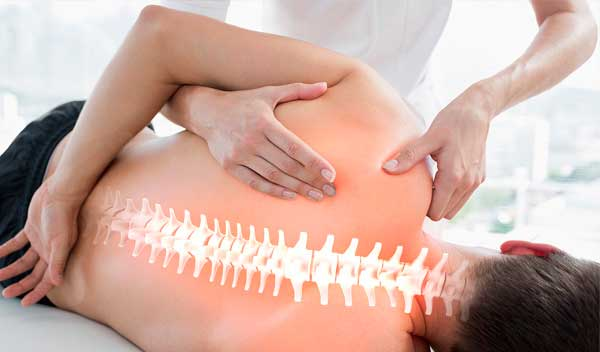 stuburo masažas ir hipertenzija lazeris gydant hipertenziją