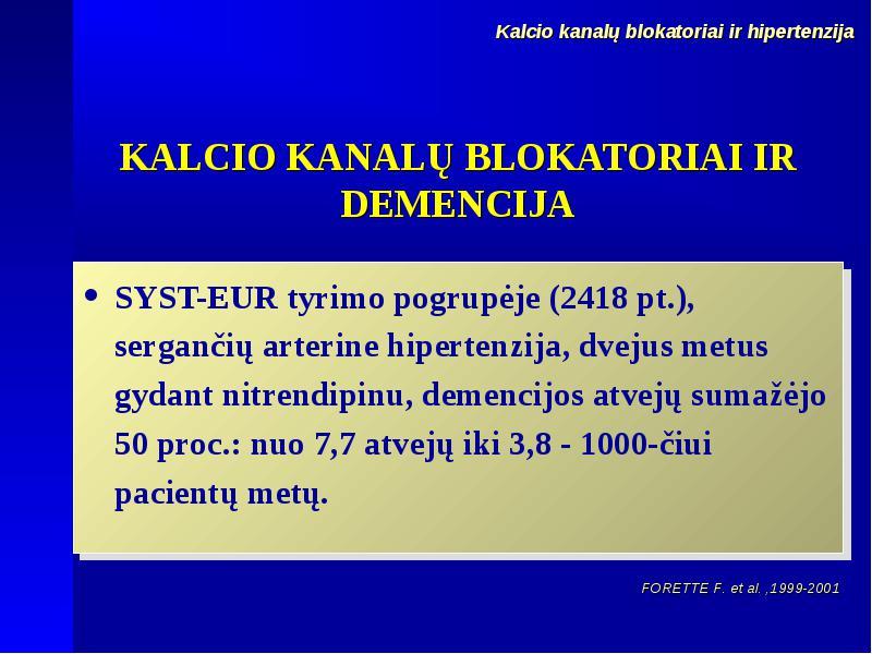 felodipinas nuo hipertenzijos)