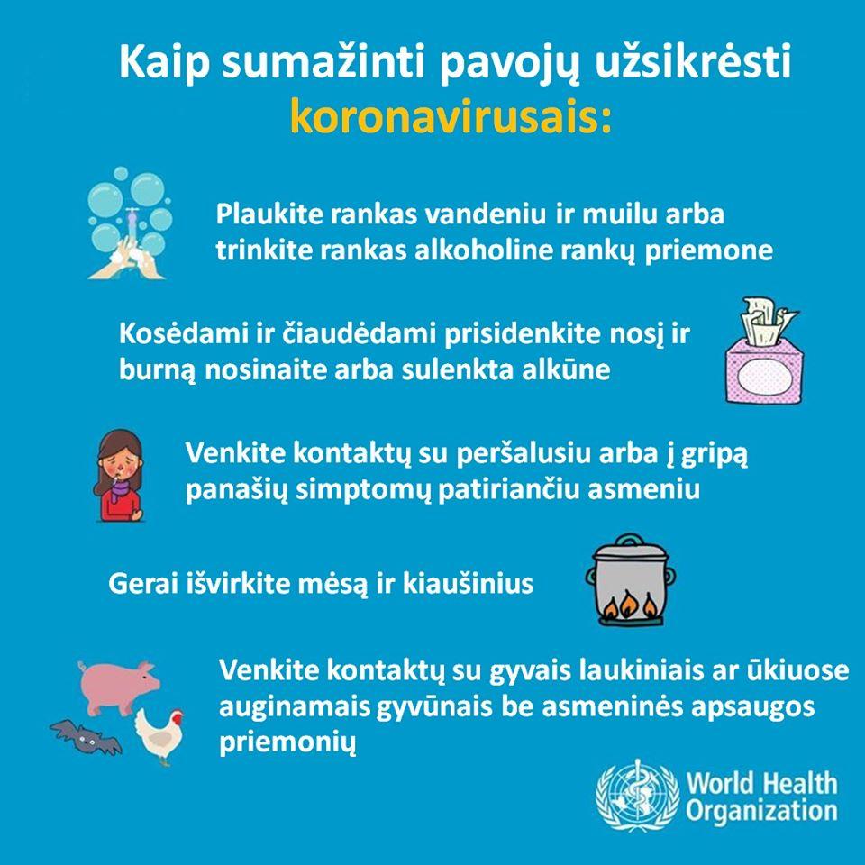 hipertenzija, kurią sukelia infekcijos)