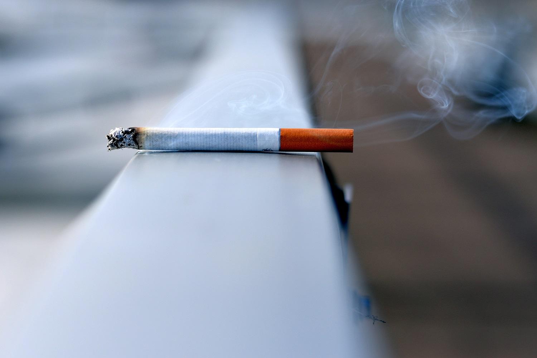 hipertenzijos cigaretės