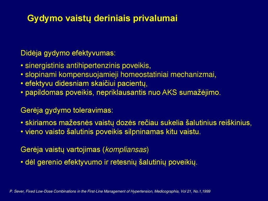 hipertenzija ir adžika