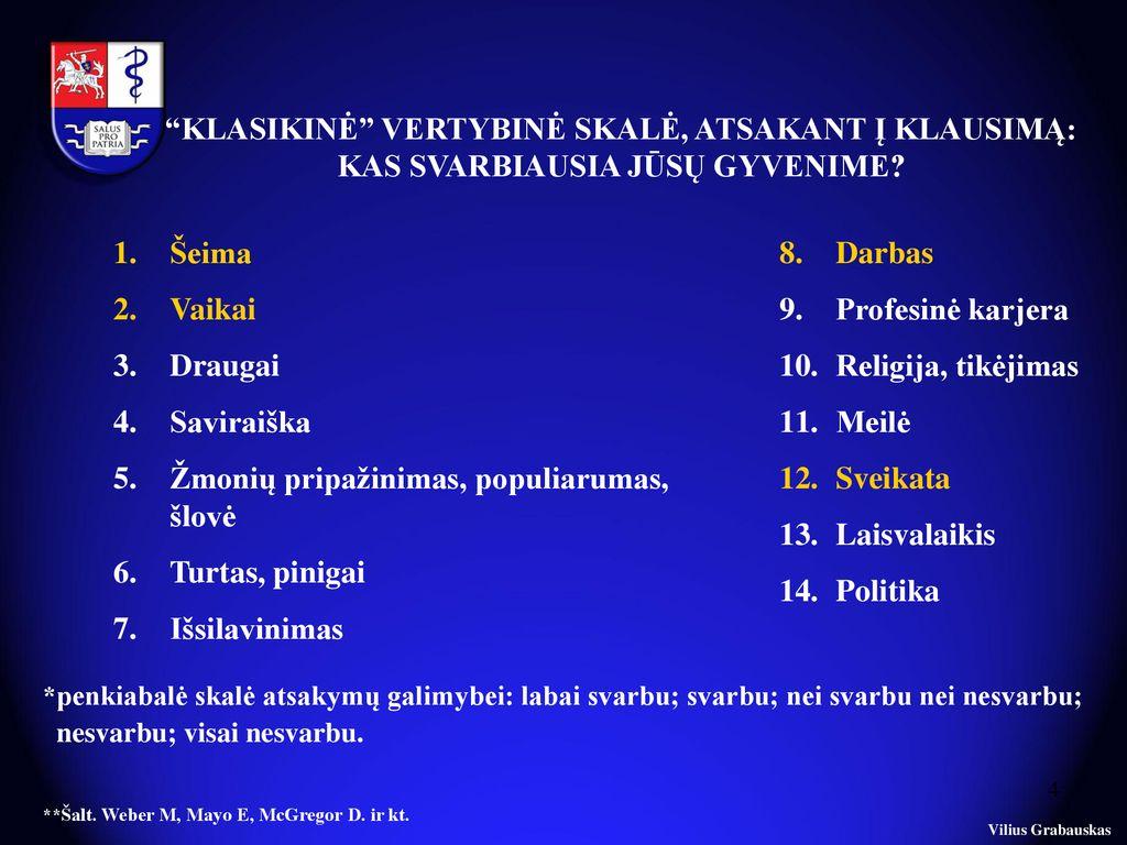 hipertenzija geriantiems žmonėms)