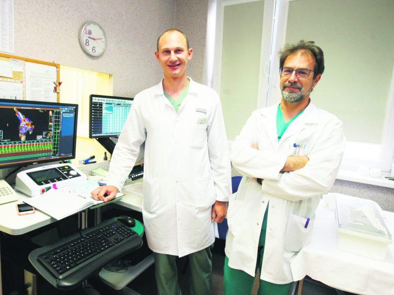 kaip gydytojai tikrina širdies sveikatą)