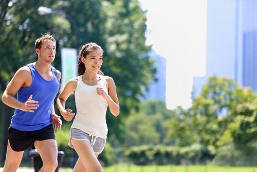 bėgimas ar ėjimas su hipertenzija)