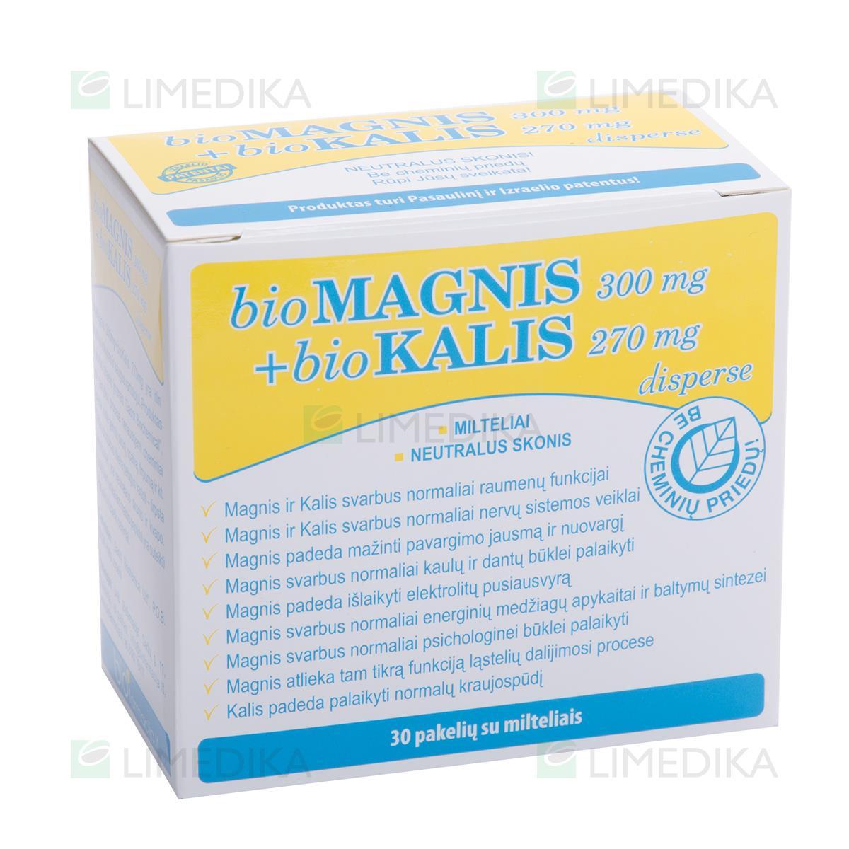 hipertenzijos magnio preparatai)