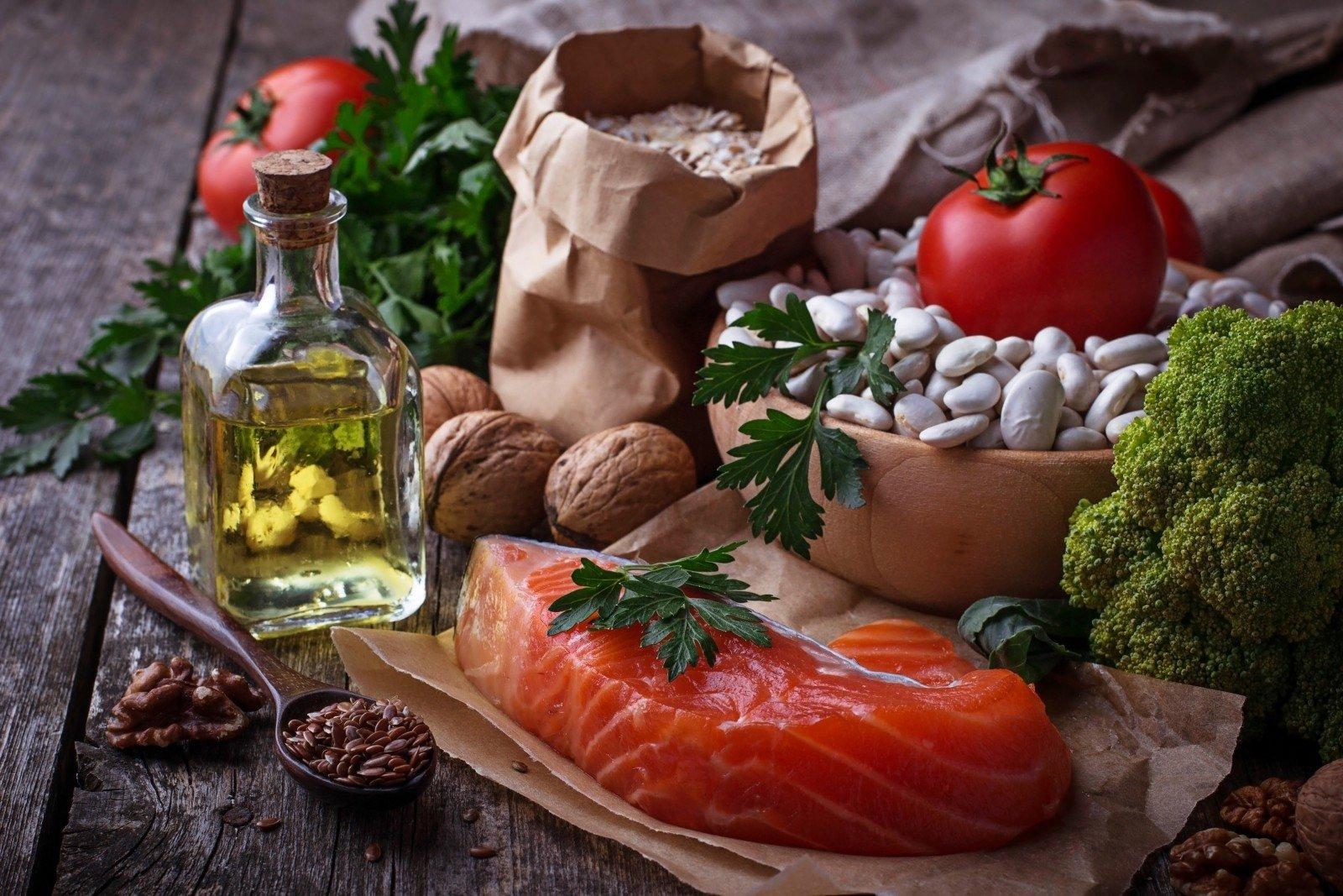 7 super maisto produktai širdies sveikatai