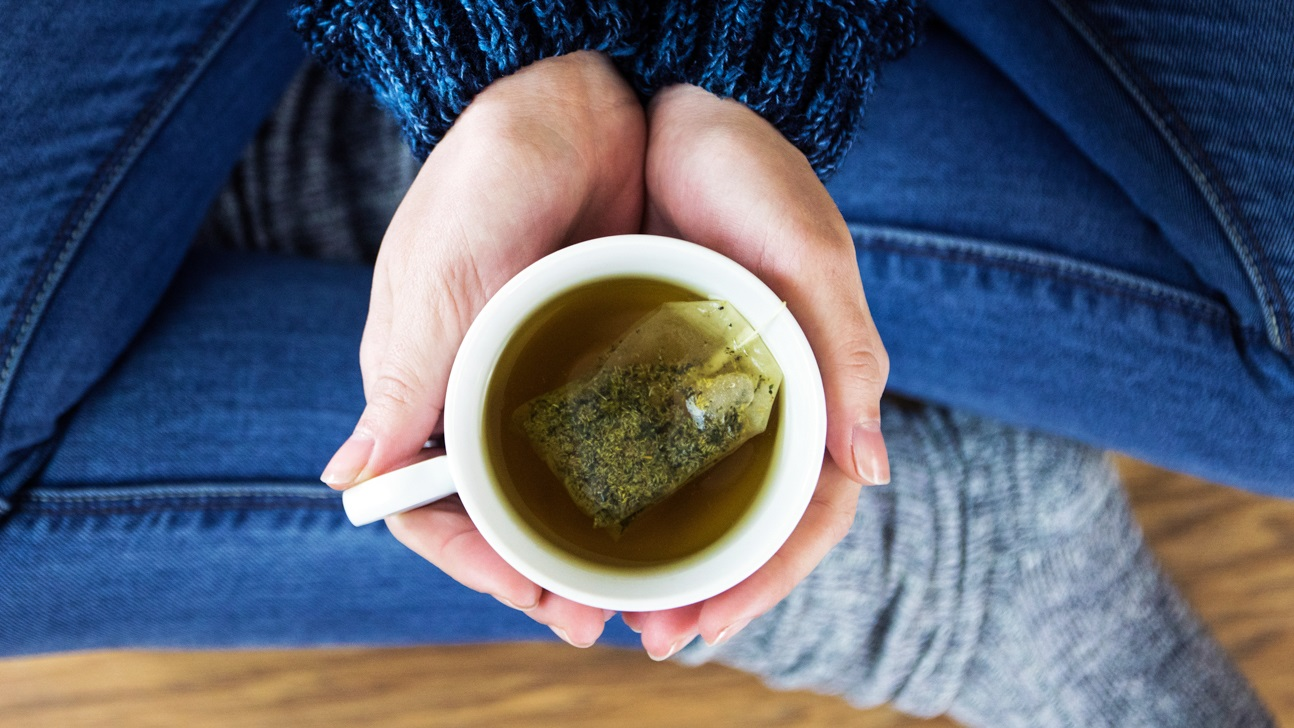 Paslaptinga jogo arbata. Bulvių troškinių jogos arbata