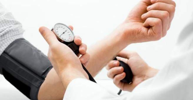 hipertenzija šis slėgis yra didesnis