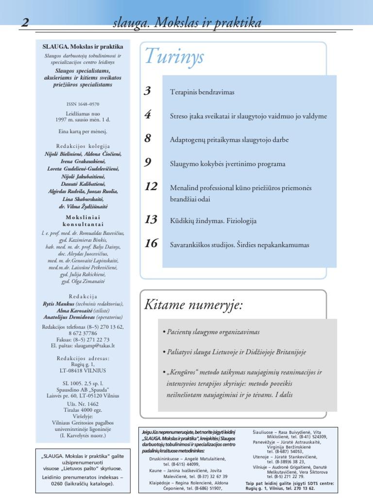 slaugos proceso hipertenzijos slaugos proceso etapai)