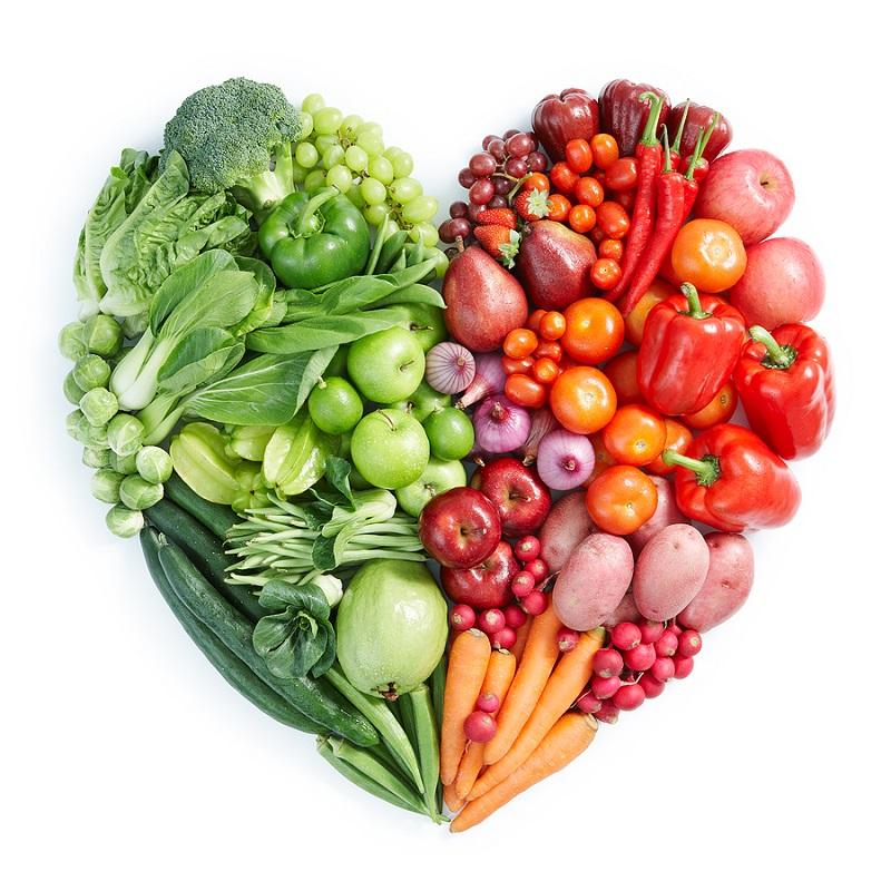 geriausias maistas širdies sveikatai)
