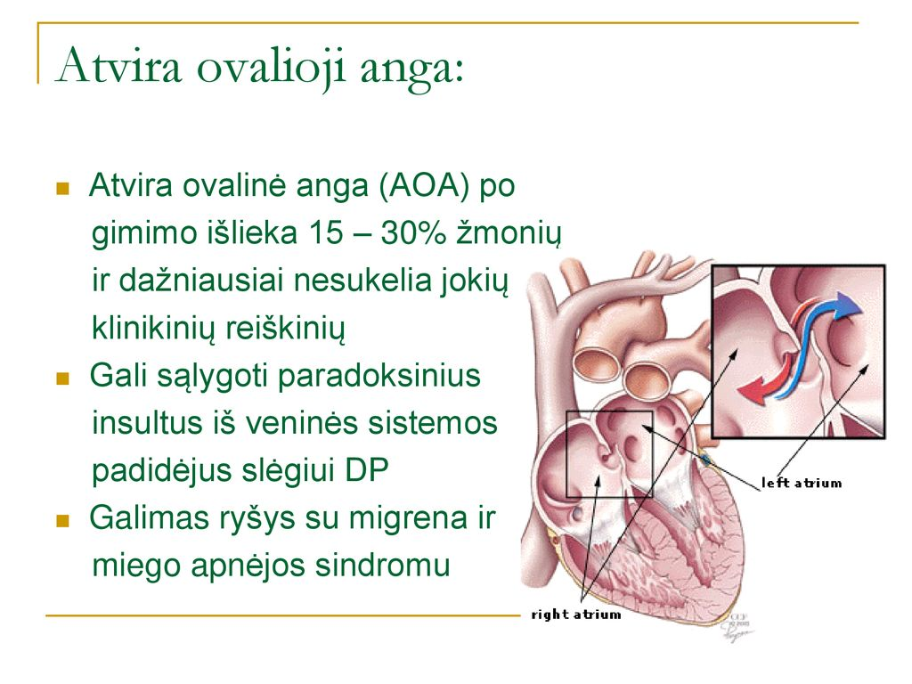 aoaas širdies sveikata