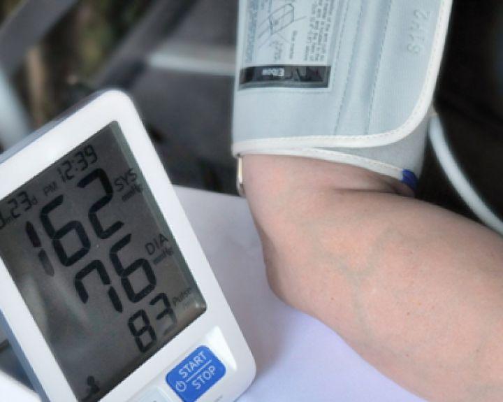 standartinė hipertenzija