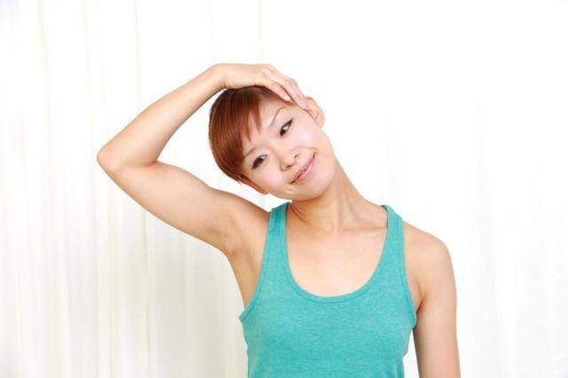 pratimai kaklui su hipertenzija