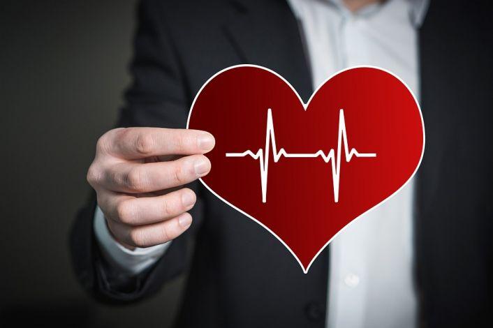 pulsas ir širdies sveikata 55 metų ir hipertenzija