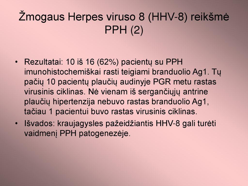 hipertenzijos etiologijos patogenezės gydymas