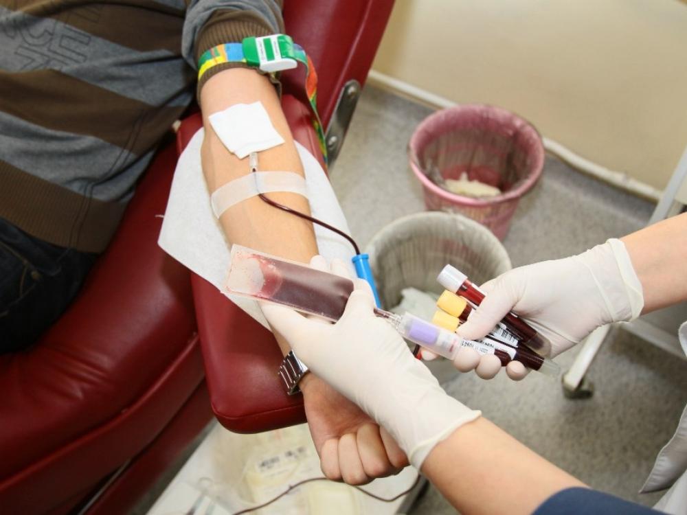 kraujo donorystė ir širdies sveikata)