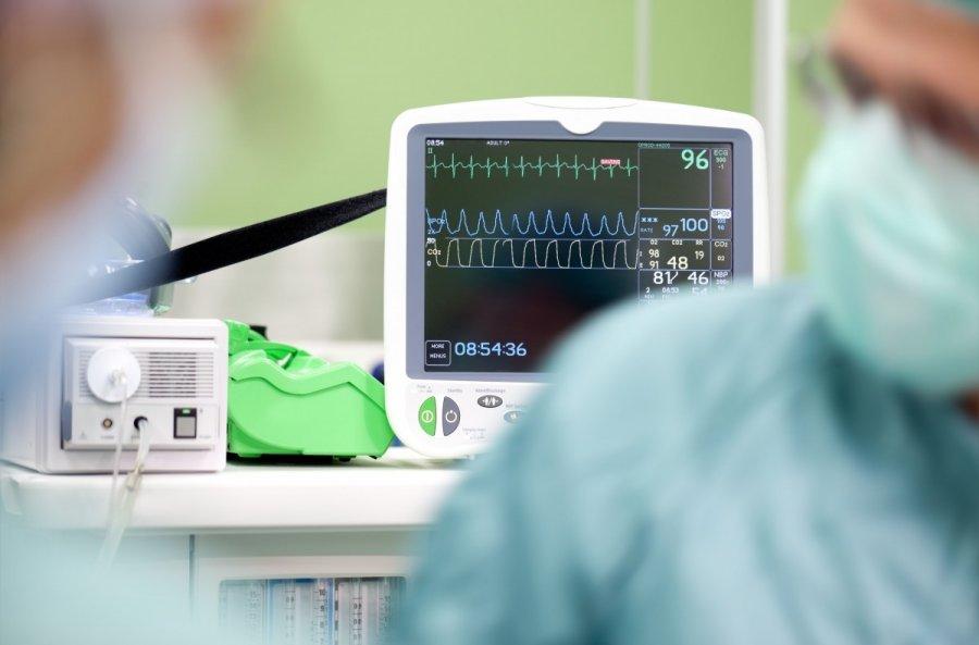 kardiograma parodė hipertenziją)