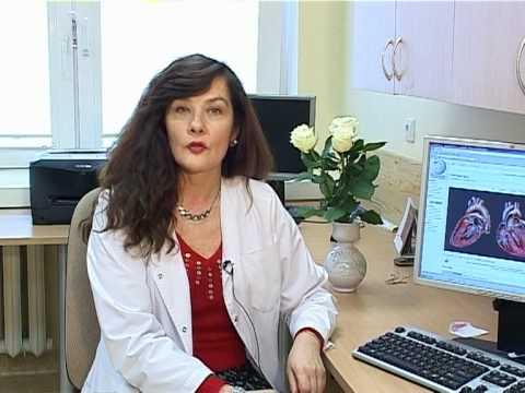 Natalijos Stepanovos hipertenzija)