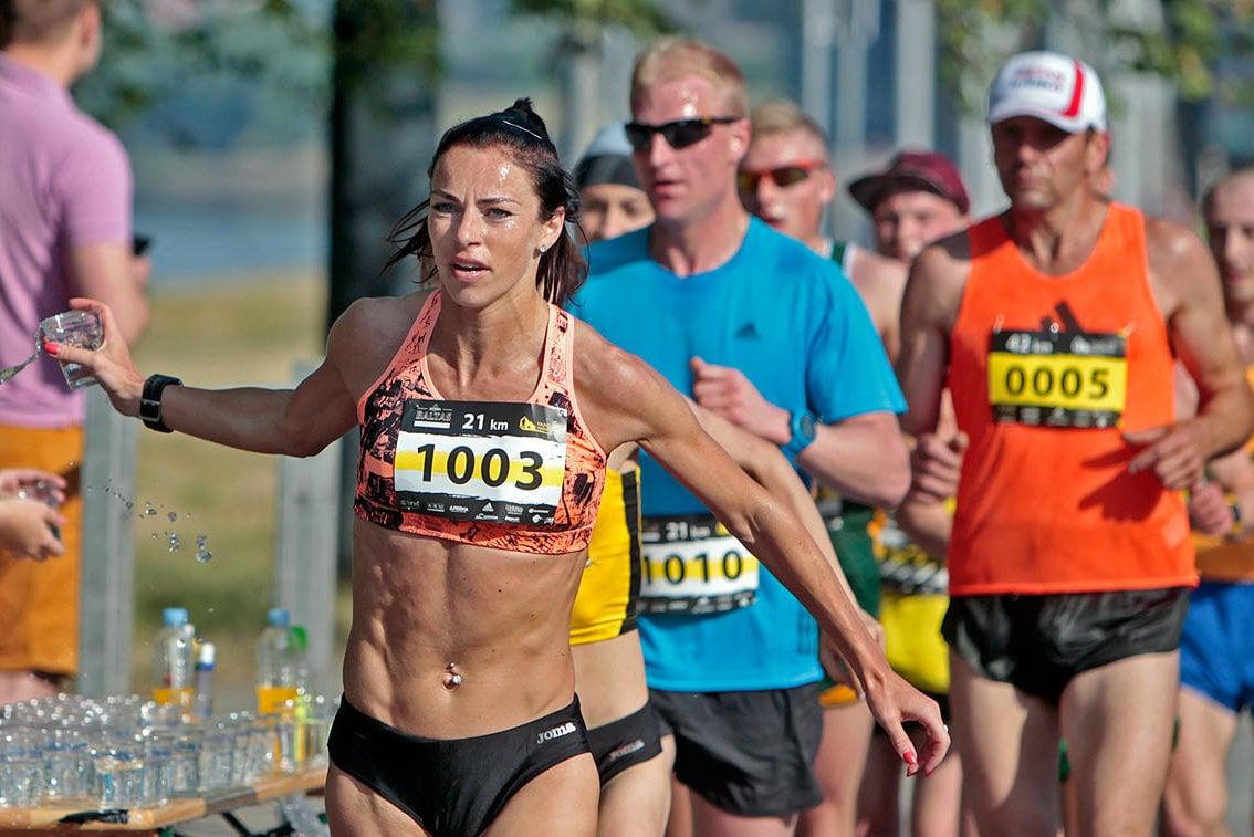 bėgimas padeda esant hipertenzijai)