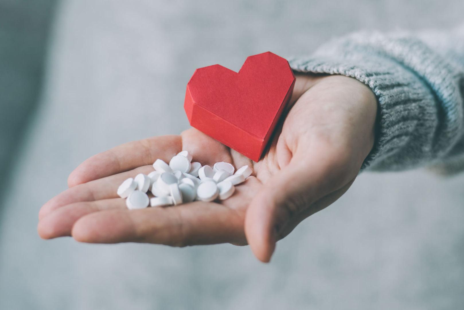 vitaminas širdies sveikata