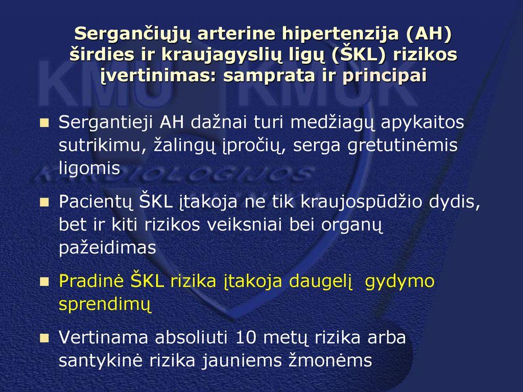 hipertenzija 2 etapas 1 etapas 2 rizika)