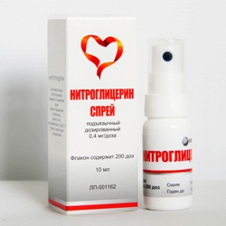 nitroglicerinas ir hipertenzija