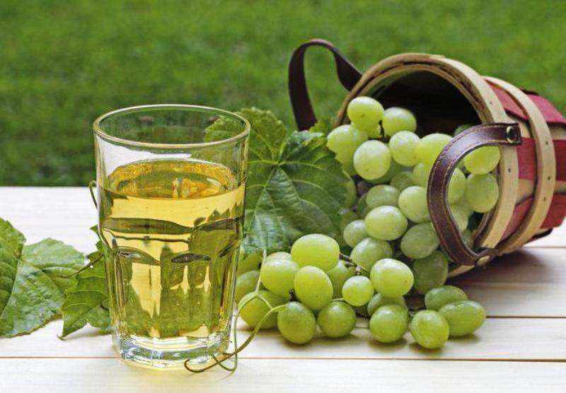 vynuogių sulčių nauda sveikatai