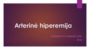 reaktyvi hipertenzija)