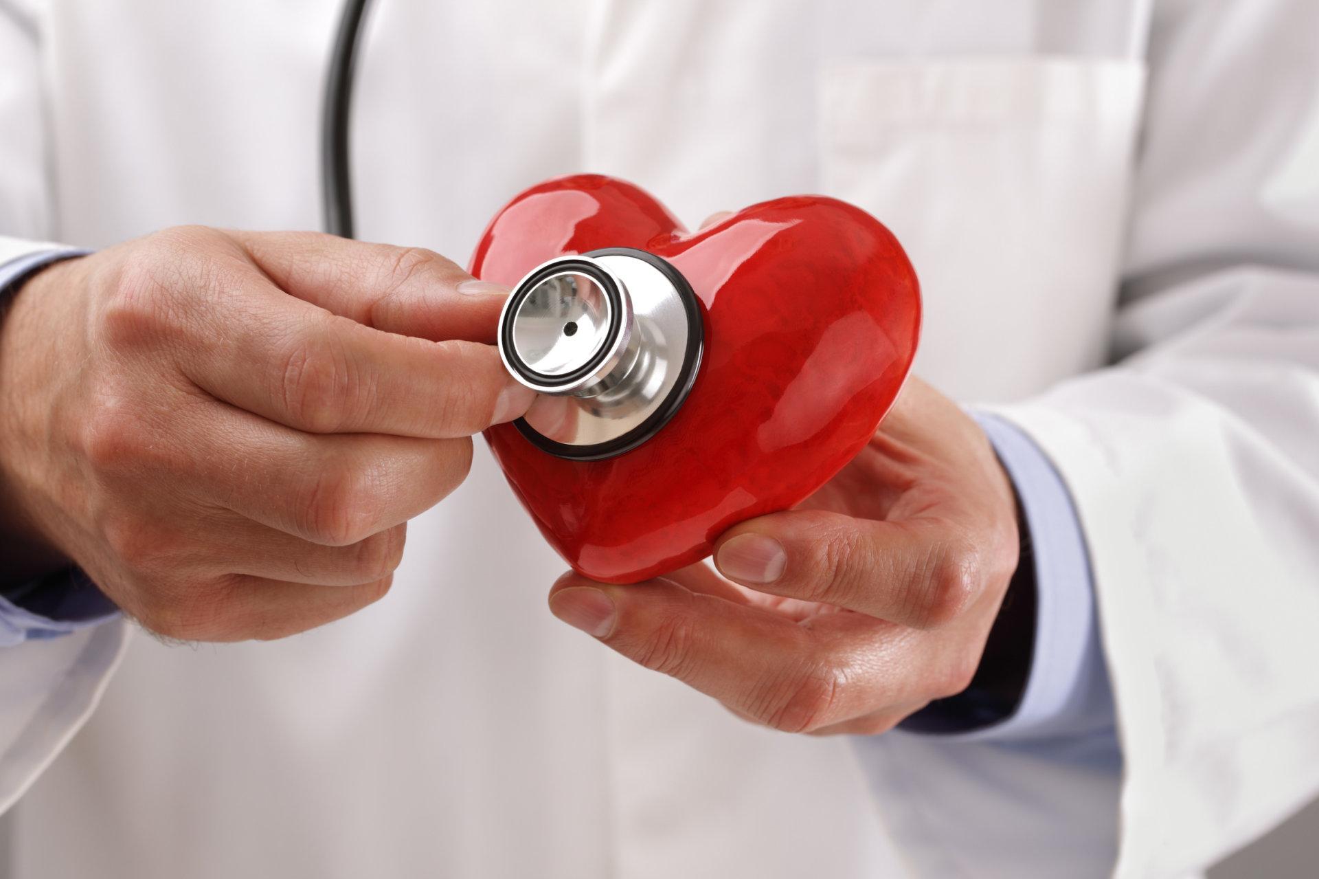 širdies sveikatos juostos