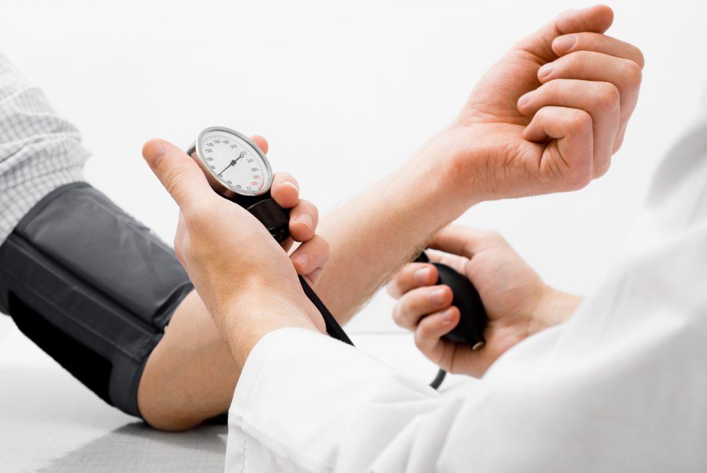 hipertenzija kokia yra diagnozė