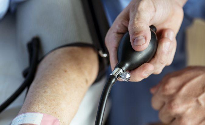 faktai apie hipertenziją