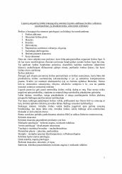 vidaus ligų hipertenzijos propedeutika