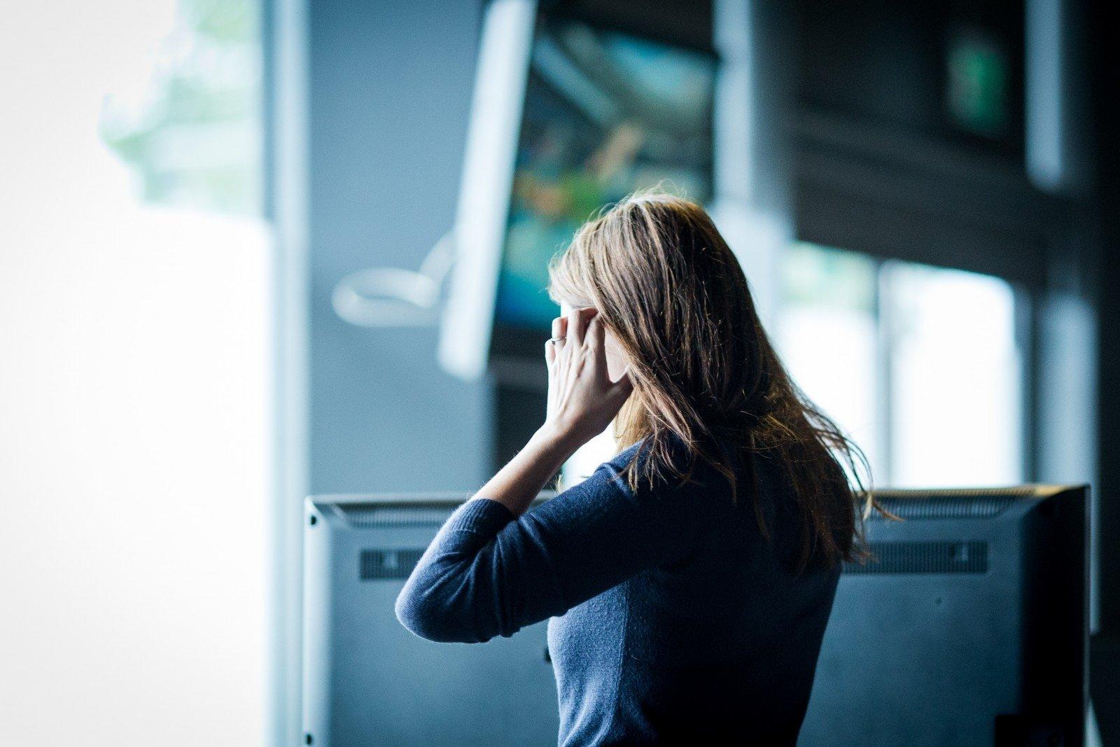 Panikos priepuolio (PA) simptomai ir požymiai - Hipertenzija November