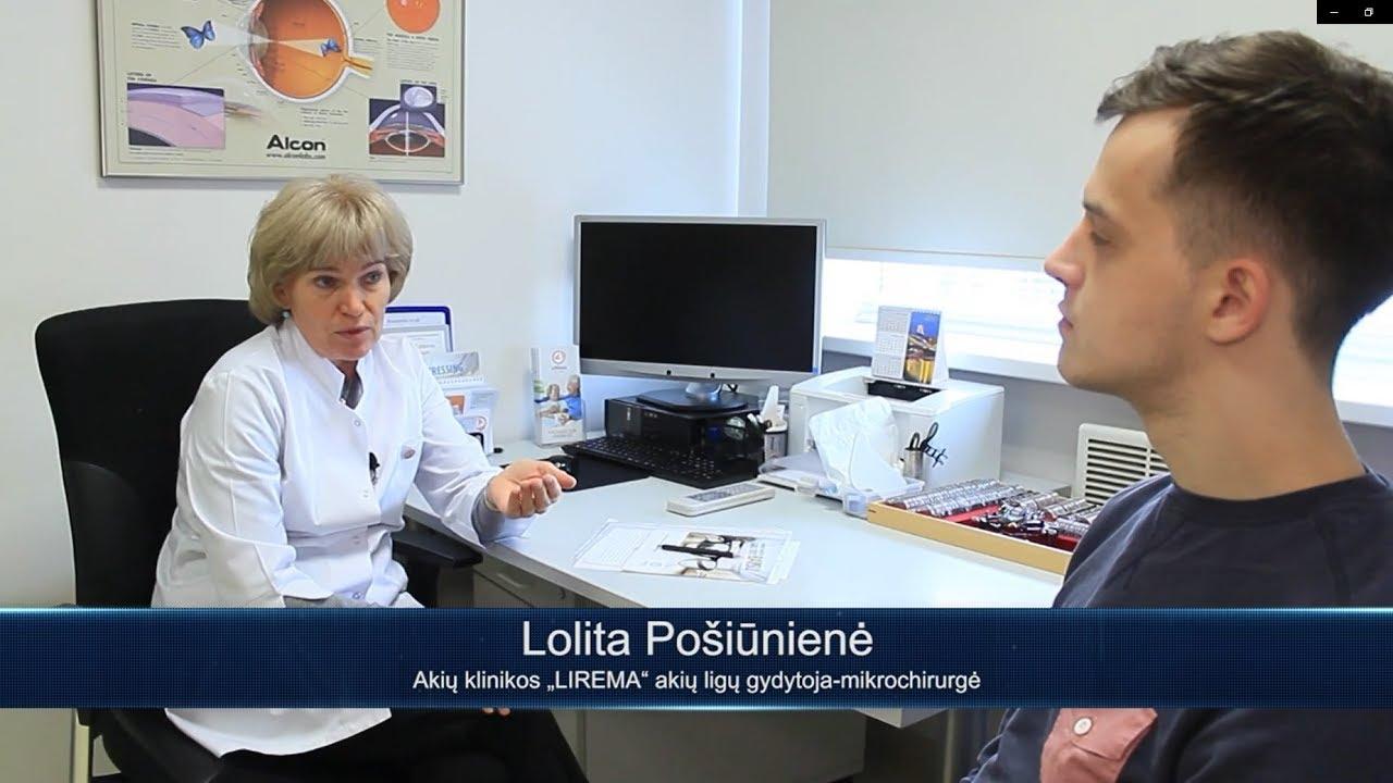 hipertenzijos korekcija lazeriu)