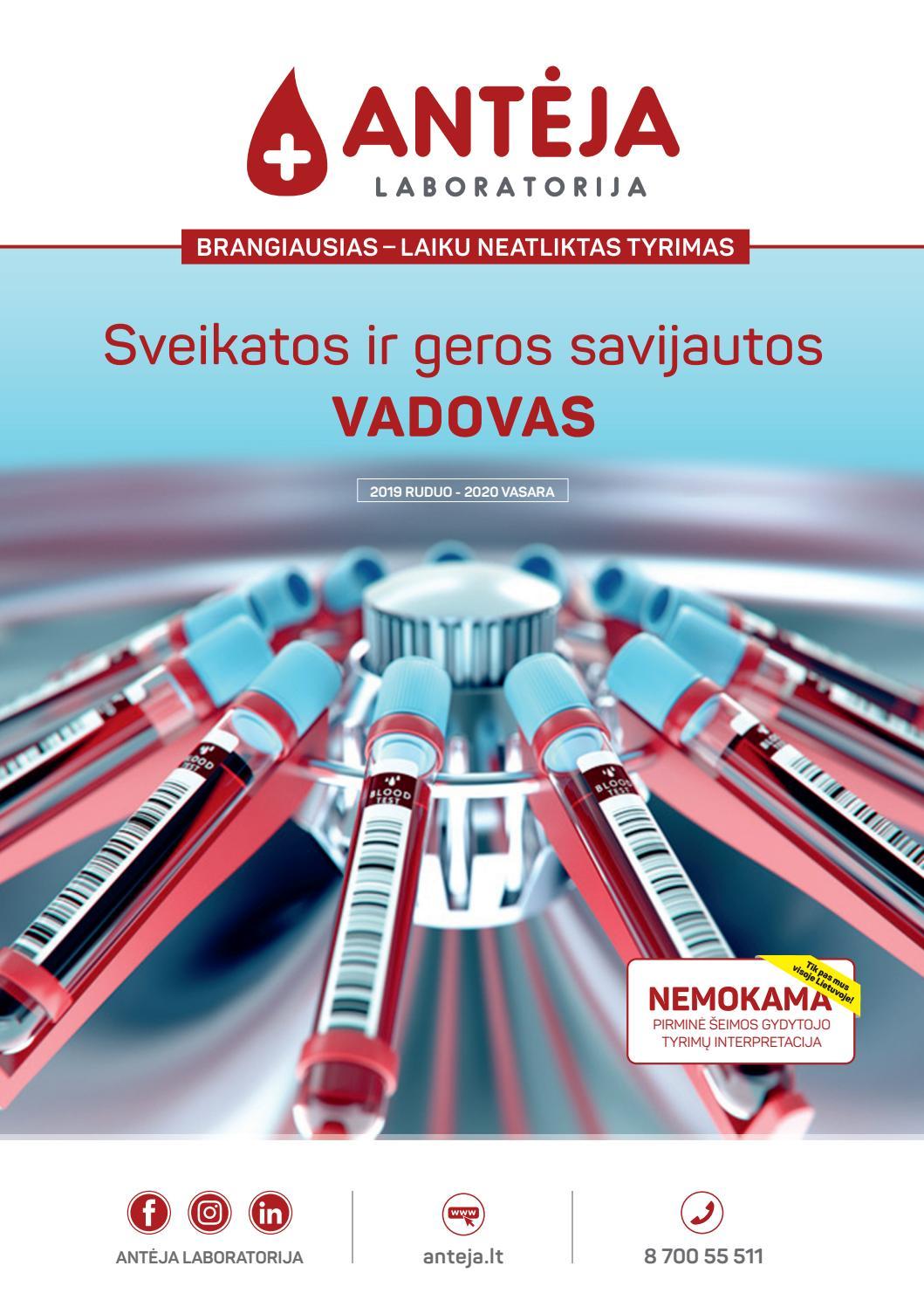 hipertenzijos tyrimo programa)