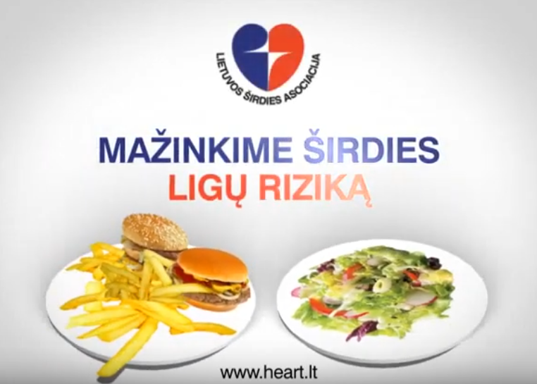 širdies sveikatos priežiūros patiekalai