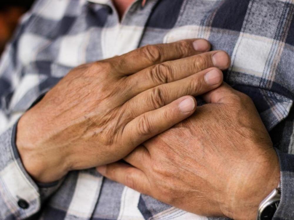 širdies skausmas hipertenzija