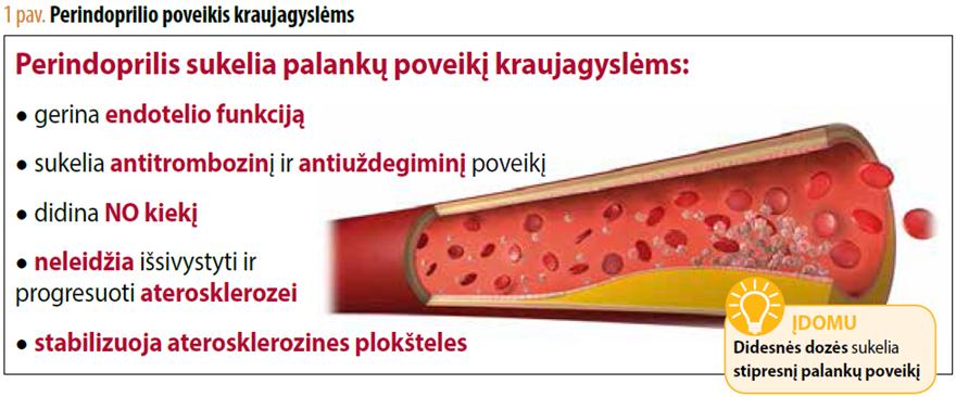 vaistai hipertenzijos profilaktikai