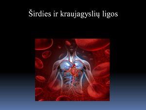 hipertenzija kaip širdies ir kraujagyslių ligų rizikos veiksnys)