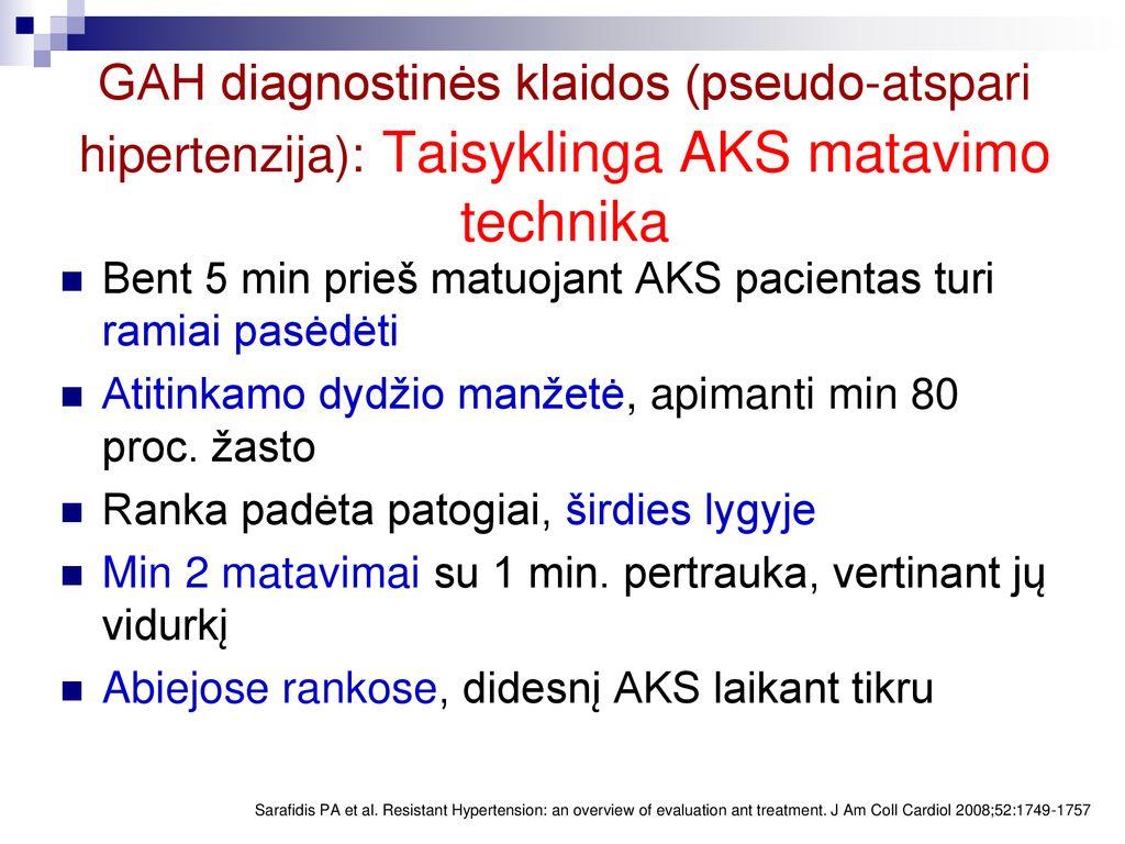 1 2 3 hipertenzijos stadijos