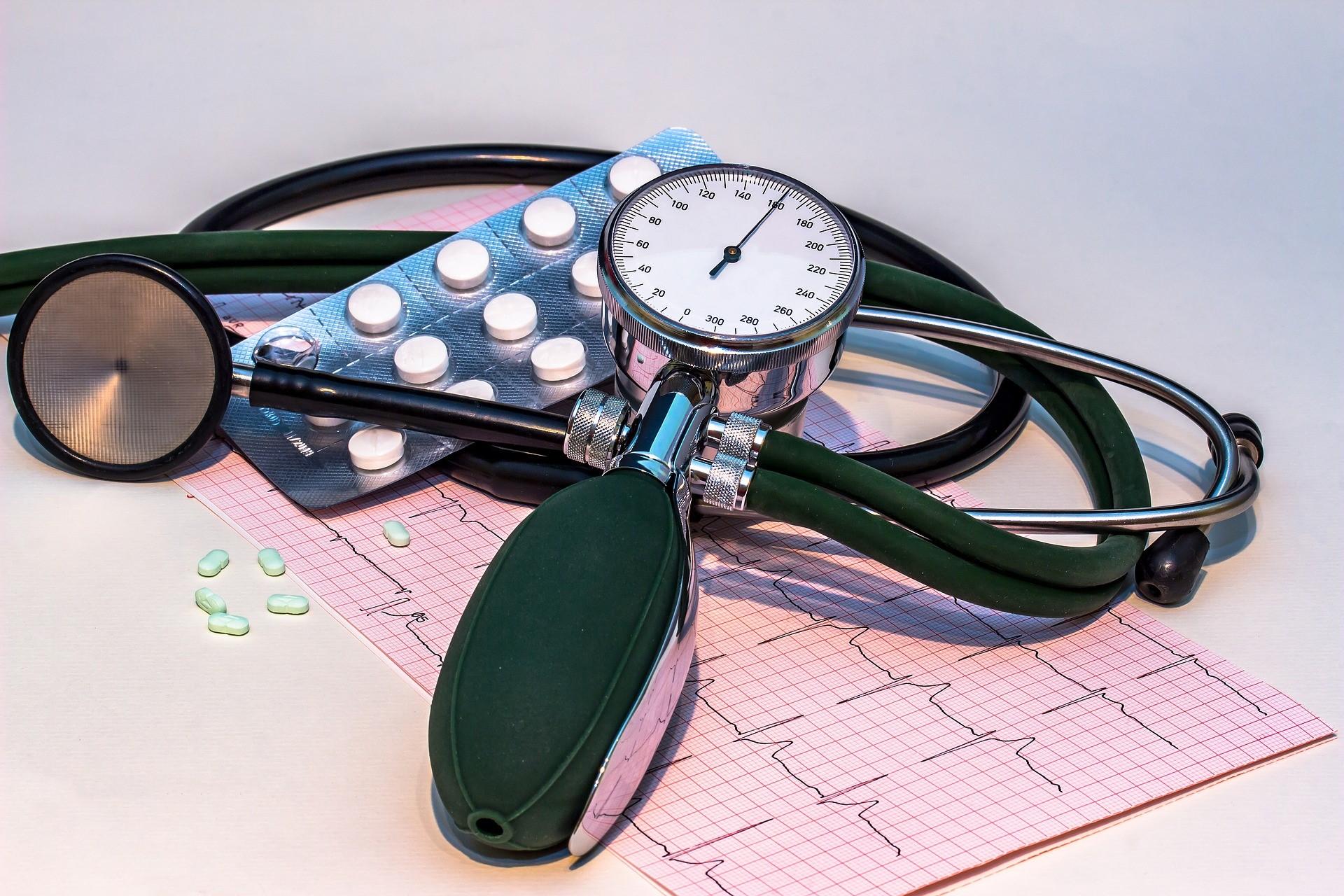 jeigu gydote hipertenziją