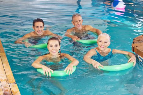 Lankykite baseiną be baimės