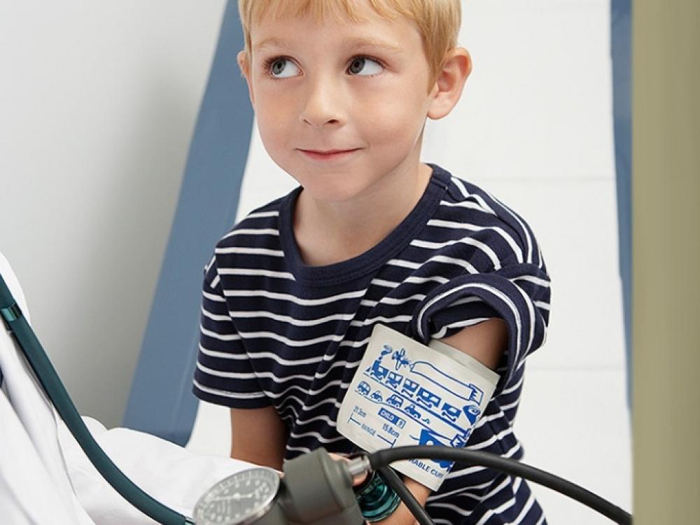 hipertenzija vaikui
