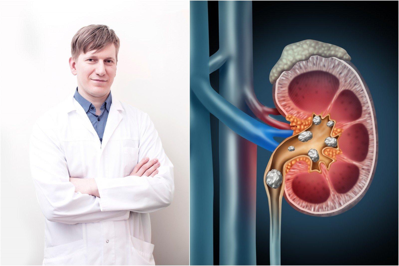 Klastingos inkstų ligos - pavojus širdžiai ir kraujagyslėms